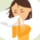 O que é rinite alérgica Febre dos Fenos