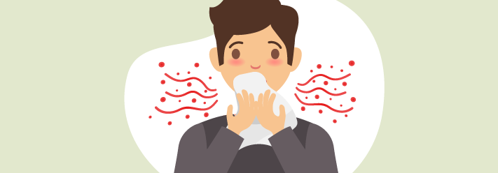 Rinite alérgica sintomas