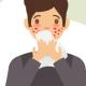 rinite alergica e urticaria